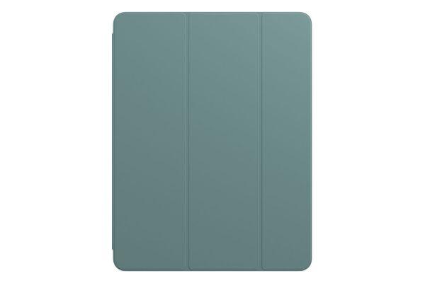 Large image of Apple Cactus Smart Folio for iPad Pro 12.9-Inch (4th Generation) - MXTE2ZM/A