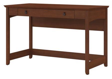 Bush Furniture Buena Vista Collection Serene Cherry Writing Desk - MY13618-03