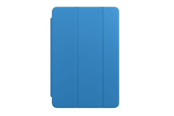 Large image of Apple Surf Blue iPad mini Smart Cover - MY1V2ZM/A