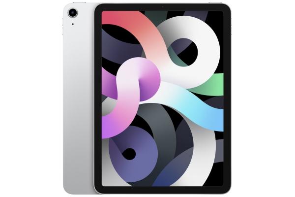 Large image of Apple iPad Air 64GB Wi-Fi Silver (2020) - MYFN2LL/A