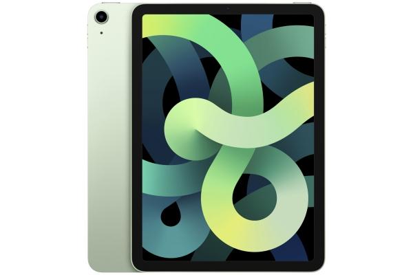 Large image of Apple iPad Air 64GB Wi-Fi Green (2020) - MYFR2LL/A