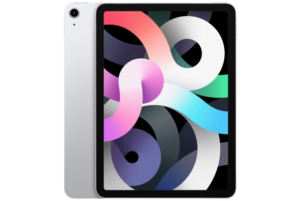 Large image of Apple iPad Air 256GB Wi-Fi Silver (2020) - MYFW2LL/A