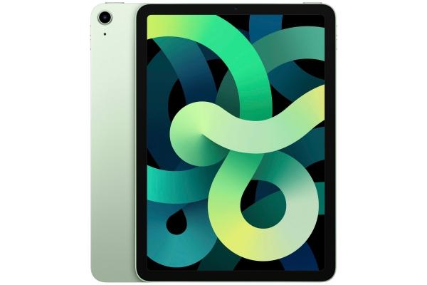 Large image of Apple iPad Air 256GB Wi-Fi Green (2020) - MYG02LL/A