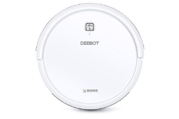 Ecovacs White Deebot N79W Smart Robot Vacuum - N79W