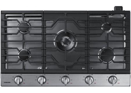 Samsung - NA36K6550TS - Gas Cooktops