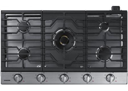 Samsung - NA36K7750TS - Gas Cooktops