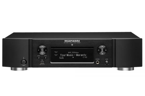 Large image of Marantz Black Audiophile Network Audio Player - NA6006
