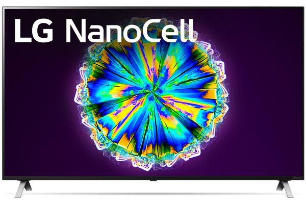 "Large image of LG 75"" NanoCell 4K HDR Smart LED TV - 75NANO85UNA"
