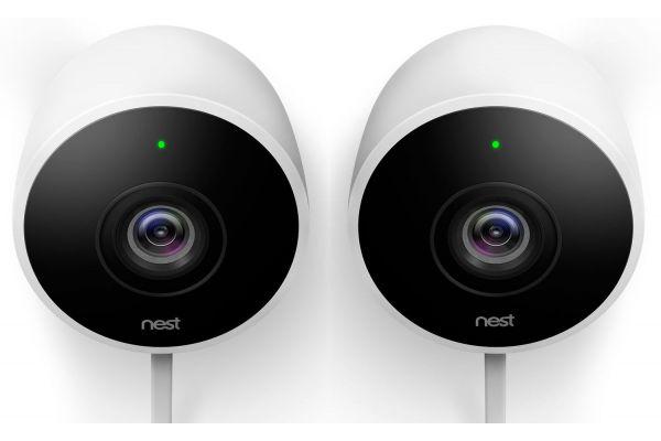 Nest Cam Outdoor Security Camera - 2 Pack - NC2400ES
