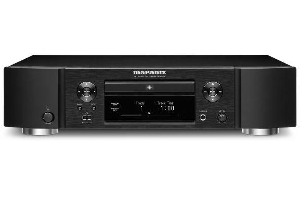 Large image of Marantz Black CD Player - ND8006