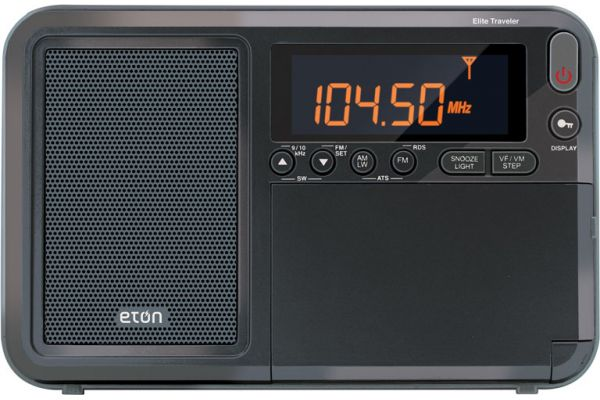 Eton Elite Traveler Radio - NELITETRAVELLER