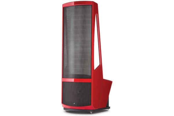 """Large image of MartinLogan Neolith 15"""" Rosso Fuoco 3-Way Floor Standing Left Speaker (Each) - NEOSBDLRF"""