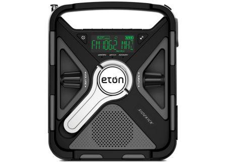 Eton Bluetooth Self-Powered Weather Alert Radio - NFRX5SIDEKICK