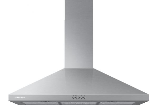 "Large image of Samsung 36"" Stainless Steel Range Hood - NK36R5000WS/AA"