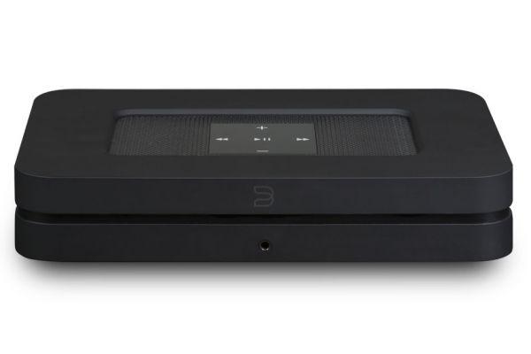 Large image of Bluesound NODE 2i Black Wireless Multi-Room Hi-Res Music Streamer - NODE 2I BK