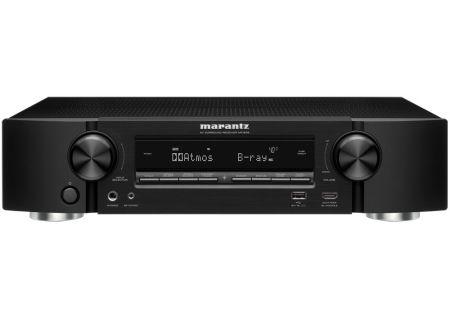 Marantz Black Slim 7.2-Channel AV Receiver With HEOS - NR-1609