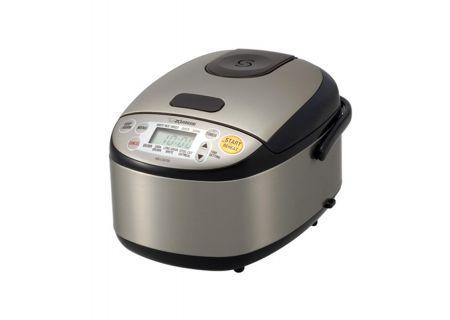 Zojirushi 3 Cups Micom Rice Cooker & Warmer - NSLGC05XB