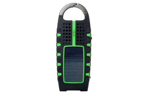 Large image of Eton Scorpion II Rugged Multi-Powered Weather Radio And Flashlight - NSP101WXGR