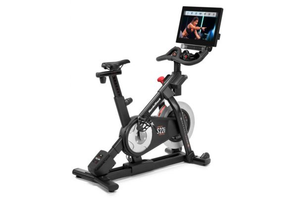 NordicTrack Commercial S22i Studio Cycle Exercise Bike - NTEX02117NB