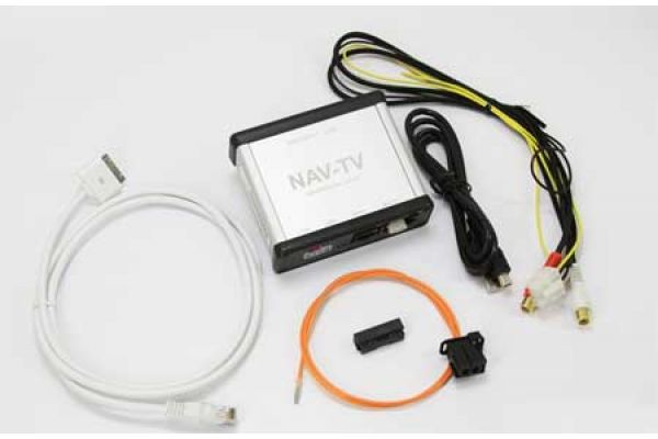 NAV-TV OPi-P Auxiliary Kit - KIT150