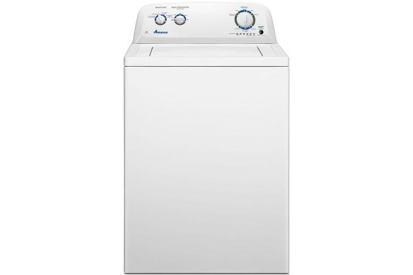 Large image of Amana Washing Machine   White 3.5 cu. ft. Top Loader - NTW4516FW