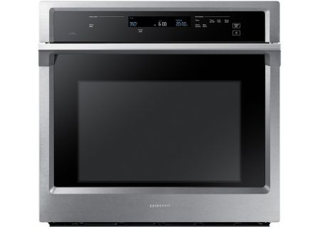 "Samsung 30"" Stainless Steel Single Wall Oven - NV51K6650SS"
