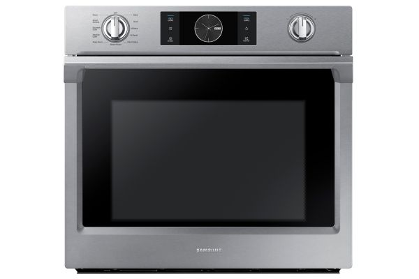 """Large image of Samsung 30"""" Stainless Steel Single Wall Oven - NV51K7770SS/AA"""