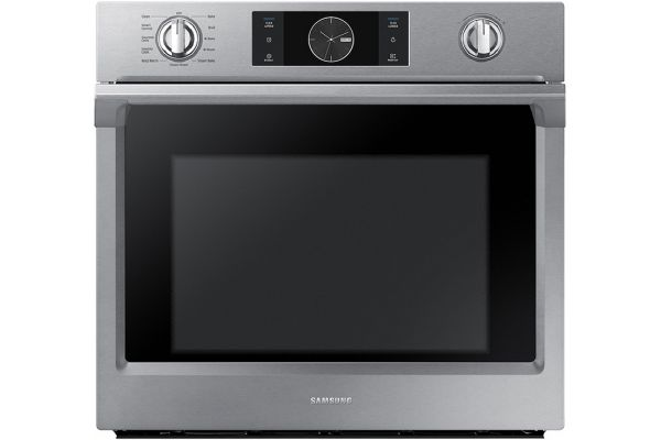 """Samsung 30"""" Stainless Steel Single Wall Oven - NV51K7770SS"""