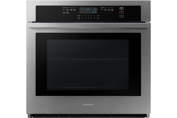 """Samsung 30"""" Stainless Steel Single Wall Oven - NV51R5511SS"""