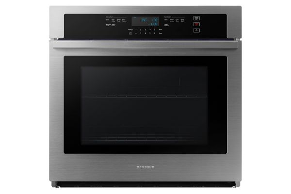 """Samsung 30"""" Stainless Steel Single Wall Oven - NV51T5511SS"""