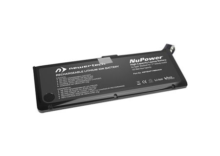"NewerTech 103 Watt-Hour NuPower Battery For MacBook Pro 17"" Unibody 2009 & Mid 2010 - NWTBAP17MBU03H"
