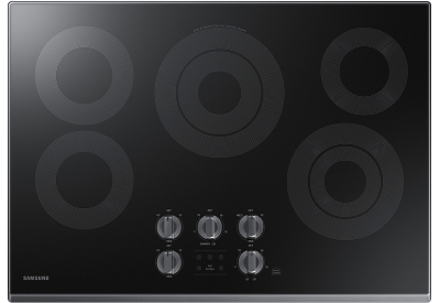 Samsung - NZ30K6330RG - Electric Cooktops