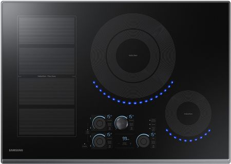Samsung - NZ30K7880UG - Induction Cooktops