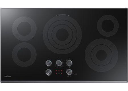 Samsung - NZ36K6430RG - Electric Cooktops
