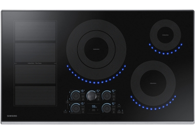 Samsung - NZ36K7880US - Induction Cooktops