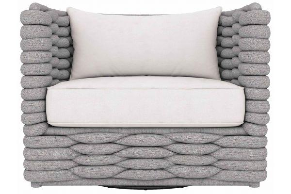 Large image of Bernhardt Wailea Swivel Chair - OP2013S-6031-002