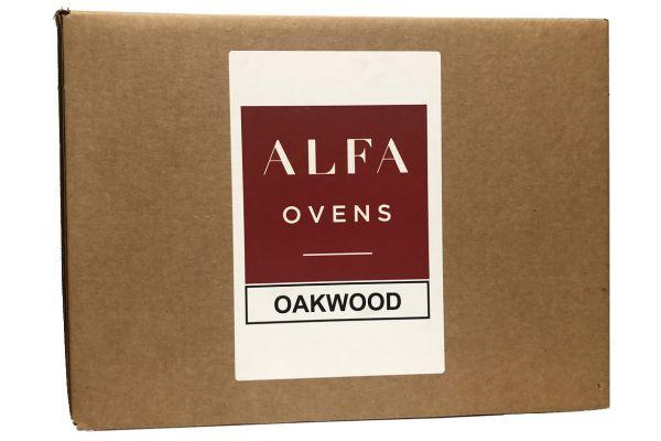 Alfa 15lb Box Oak Cooking Wood - OAKWOOD