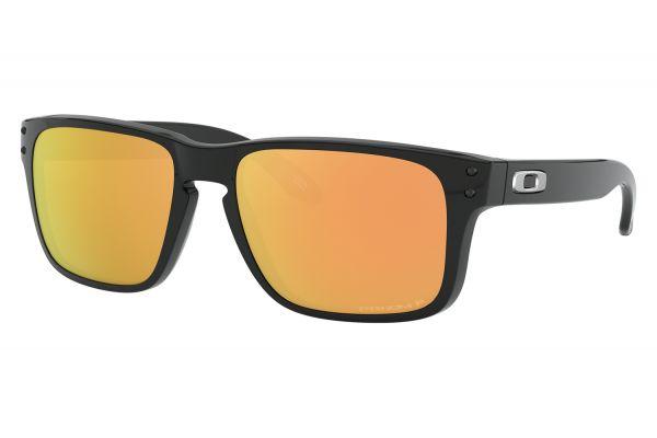 Large image of Oakley Holbrook XS (Youth Fit) Prizm Rose Gold Polarized Sunglasses. 53mm - OJ90070753
