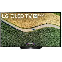 "LG B9 55"" Class 4K Smart OLED TV With AI ThinQ"