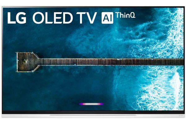 """LG 65"""" E9 4K HDR Smart OLED TV With AI ThinQ - OLED65E9PUA"""