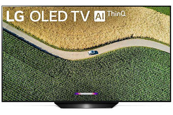 """LG B9 65"""" Class 4K Smart OLED TV With AI ThinQ - OLED65B9PUA"""