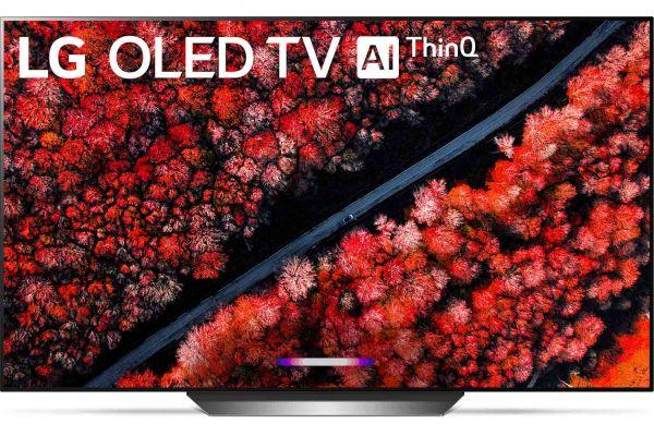 """LG 77"""" C9 4K HDR Smart OLED TV With AI ThinQ - OLED77C9PUB"""