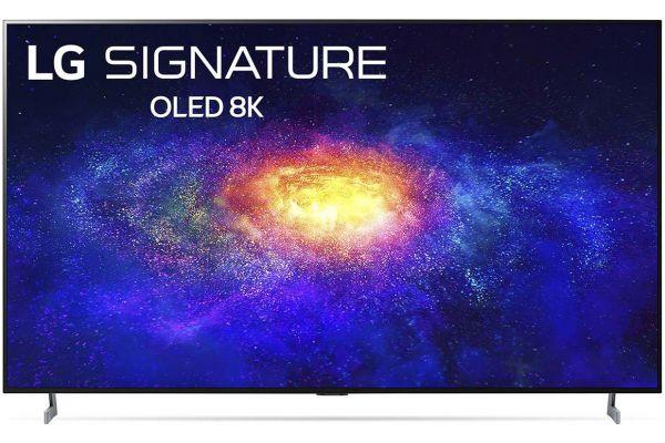 "Large image of LG SIGNATURE ZX 77"" 8K HDR Smart OLED TV With AI ThinQ - OLED77ZXPUA"