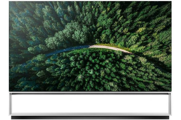 "LG SIGNATURE 88"" Z9 OLED 8K HDR Smart OLED TV With AI ThinQ - OLED88Z9PUA"