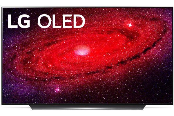 """Large image of LG 55"""" CX 4K HDR Smart OLED TV With AI ThinQ - OLED55CXPUA"""