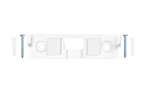 Bose OmniJewel Speaker White Center Channel Wall Brackets (Each) - 757658-0020