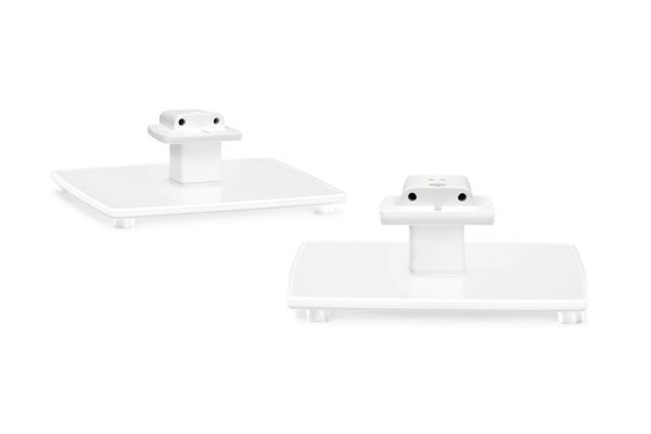 Large image of Bose OmniJewel Speaker White Table Stands (Pair) - 764522-0020