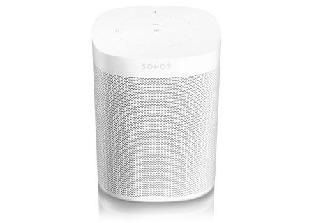 SONOS One Gen 2 White Smart Speaker - ONEG2US1