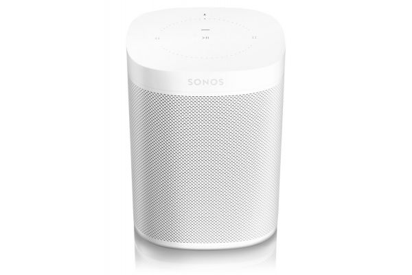 Large image of SONOS One Gen 2 White Smart Speaker - ONEG2US1