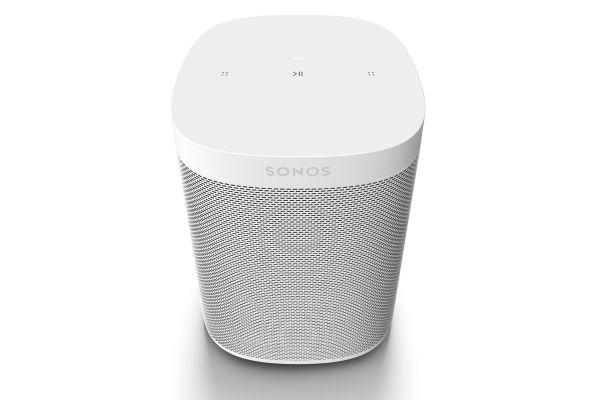 Large image of SONOS One SL White Smart Speaker - ONESLUS1